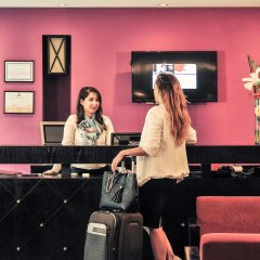 Hotel Mercure Rabat Sheherazade интерьер отеля фото 3