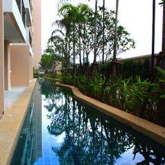Отель Paradise Park By Pattaya Capital Property балкон