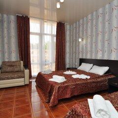 Гостиница Омега комната для гостей фото 6