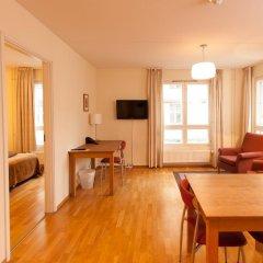 Отель Hellsten Helsinki Senate 3* Апартаменты с разными типами кроватей фото 6