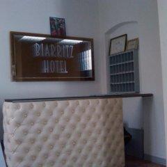 Отель Hôtel Biarritz Марокко, Танжер - отзывы, цены и фото номеров - забронировать отель Hôtel Biarritz онлайн комната для гостей фото 2