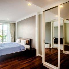 Отель Q Conzept Апартаменты с различными типами кроватей фото 12