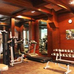 Отель Majesty Plaza Shanghai Китай, Шанхай - отзывы, цены и фото номеров - забронировать отель Majesty Plaza Shanghai онлайн фитнесс-зал фото 3