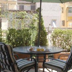 Hotel Condotti балкон
