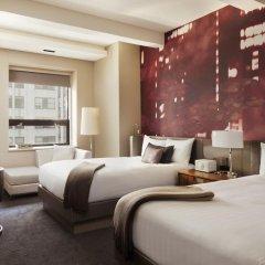 Отель Grand Hyatt New York 4* Номер Делюкс с двуспальной кроватью фото 3