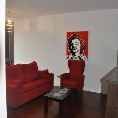 Отель Apartamentos Principe Апартаменты с различными типами кроватей фото 20