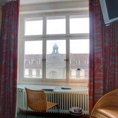 Hotel City am Bahnhof 3* Стандартный номер с различными типами кроватей фото 13