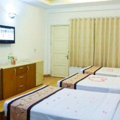 Hanoi Little Center Hotel 3* Улучшенный номер разные типы кроватей фото 3