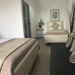 Hotel Relax Dhermi 4* Стандартный номер с различными типами кроватей фото 3