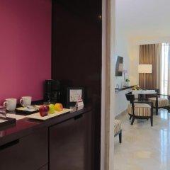 Отель Reflect Krystal Grand Cancun Улучшенный номер с различными типами кроватей фото 18