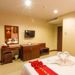 Отель Patong Hemingways удобства в номере фото 2