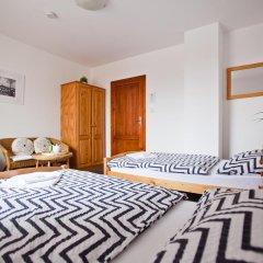Отель Pension Paldus 3* Стандартный номер с различными типами кроватей фото 8