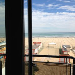 Отель Grand Meeting Италия, Римини - отзывы, цены и фото номеров - забронировать отель Grand Meeting онлайн пляж фото 2