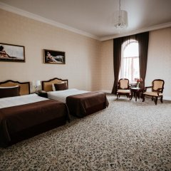 Гостиница Астраханская Стандартный номер с 2 отдельными кроватями фото 6