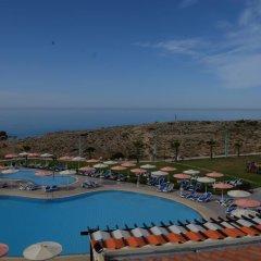 Отель Aktea Beach Village пляж фото 2