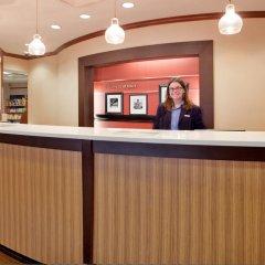Отель Hampton Inn Gateway Arch Downtown 3* Стандартный номер с различными типами кроватей фото 14