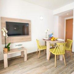 Отель Ona Surfing Playa Апартаменты с различными типами кроватей фото 3