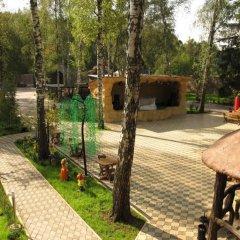 Гостиница Оазис в Лесу детские мероприятия