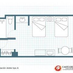 Отель Canto del Sol Plaza Vallarta Beach & Tennis Resort - Все включено парковка