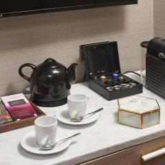 Отель DoubleTree By Hilton London Excel 4* Люкс повышенной комфортности с различными типами кроватей фото 9