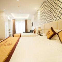 Hanoi HM Boutique Hotel 3* Полулюкс с различными типами кроватей фото 7