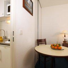 Отель Appart'City Lyon Villeurbanne Студия с различными типами кроватей фото 4