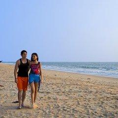 Отель Heritage Village Club Гоа пляж