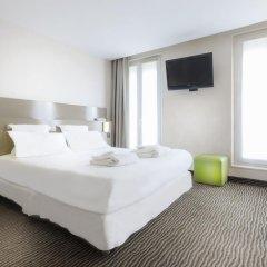 Отель Libertel Austerlitz Jardin des Plantes 3* Семейный номер с двуспальной кроватью фото 3