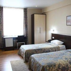 Гостиница Кристалл 3* Улучшенный номер с различными типами кроватей фото 8