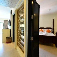 Отель Krabi Tipa Resort 3* Улучшенный номер с различными типами кроватей