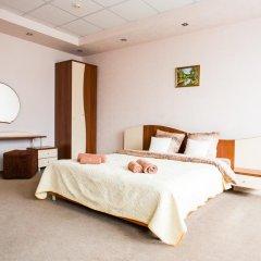 Гостиница Америго 3* Стандартный номер с двуспальной кроватью фото 6