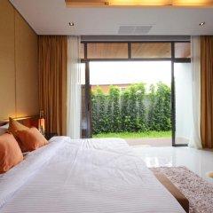 Отель AQUA Villas Rawai 4* Стандартный номер с разными типами кроватей фото 19