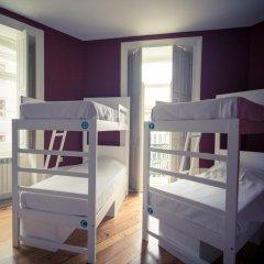 Best Guest Porto Hostel Кровать в общем номере двухъярусные кровати фото 4
