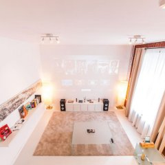 Апартаменты Мама Ро на Чистых Прудах Студия фото 4