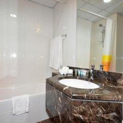 Апартаменты One Perfect Stay Studio Burj Al Nujoom Студия Делюкс с различными типами кроватей фото 6