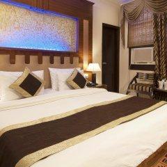Отель Wood Castle 2* Номер Делюкс с различными типами кроватей фото 3