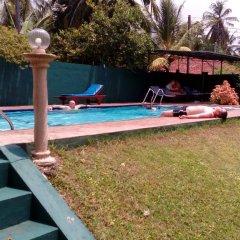 Отель White Bridge House & Resort Шри-Ланка, Берувела - отзывы, цены и фото номеров - забронировать отель White Bridge House & Resort онлайн бассейн фото 2