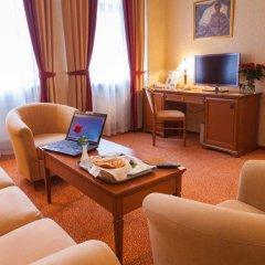 Select Hotel Paveletskaya Москва комната для гостей фото 2