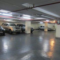 Отель Lohas Residences Sukhumvit Бангкок парковка