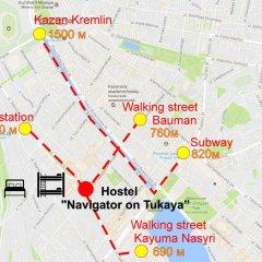 Hostel Navigator na Tukaya городской автобус