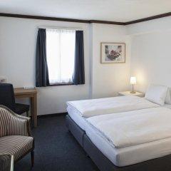 Hotel Alte Post 2* Стандартный номер с двуспальной кроватью