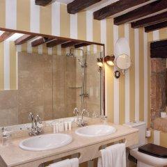 Отель Posada La Torre de La Quintana Испания, Льендо - отзывы, цены и фото номеров - забронировать отель Posada La Torre de La Quintana онлайн ванная фото 2