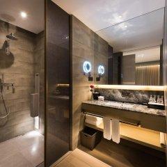 Отель Novotel Shanghai Clover 4* Номер Премьер с 2 отдельными кроватями фото 2
