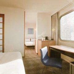 Отель Novotel Paris Centre Tour Eiffel 4* Улучшенный номер с разными типами кроватей фото 12