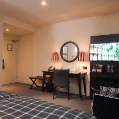 Отель Malmaison Glasgow 4* Стандартный номер фото 4