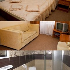 Гостиница Bila Akacia ванная