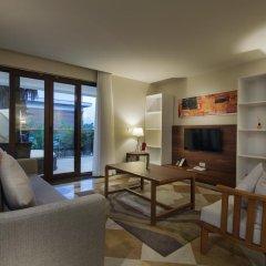 Отель Nirvana Lagoon Villas Suites & Spa 5* Люкс повышенной комфортности с различными типами кроватей фото 18