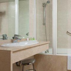 Отель Nh Rambla de Alicante Номер категории Эконом с различными типами кроватей