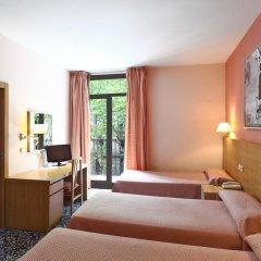 Отель Cuatro Naciones 2* Стандартный номер с различными типами кроватей фото 6