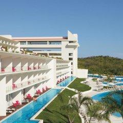 Отель Secrets Huatulco Resort & Spa фитнесс-зал